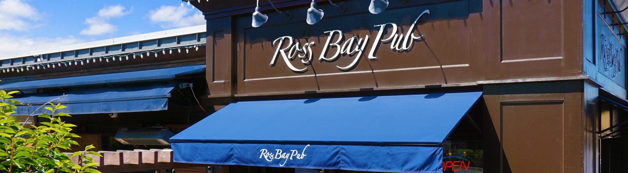 Ross Bay Pub Victoria BC